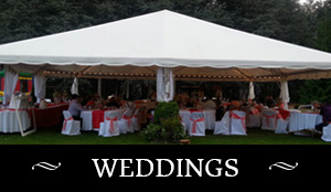 Weddings at Sandelie