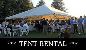 Tent Rental at Sandelie